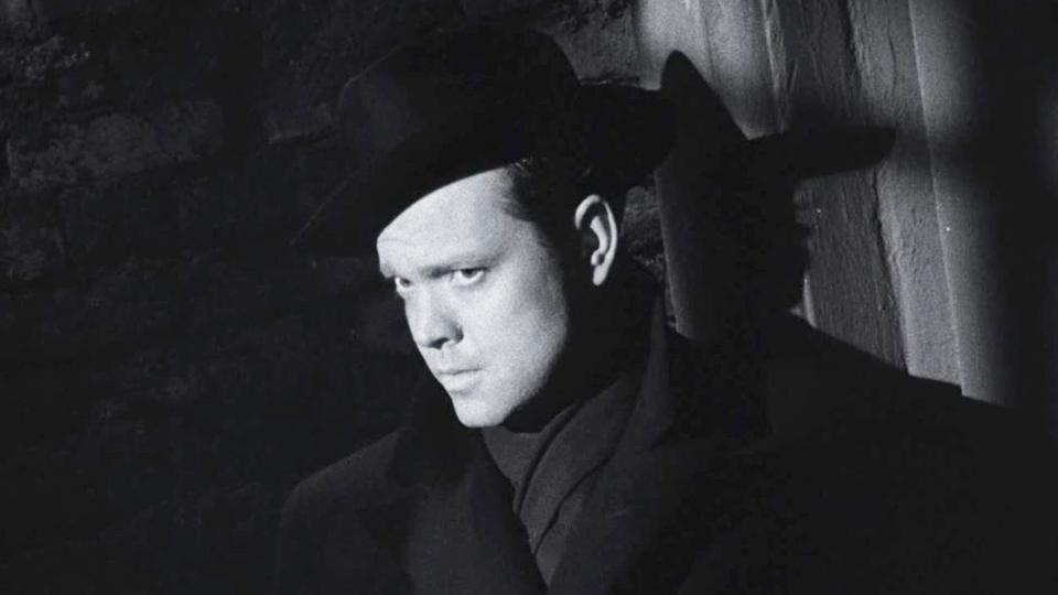 Le Troisième homme - bande annonce - VOST - (1949)