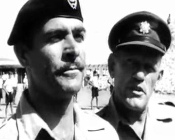 La Colline des hommes perdus - bande annonce - VO - (1965)