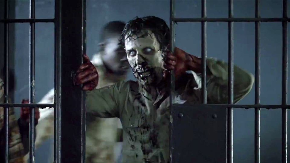 Rise of the Zombies - bande annonce - VO - (2012)
