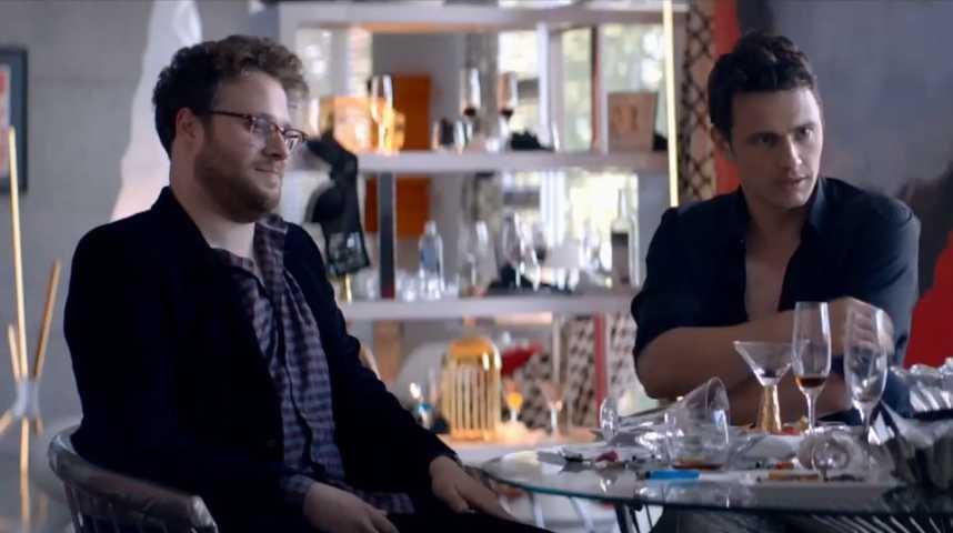L' Interview qui tue ! - Bande annonce 3 - VO - (2014)