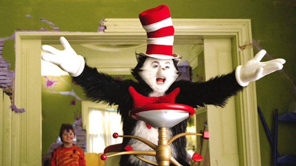Le Chat chapeauté - bande annonce - VF - (2004)