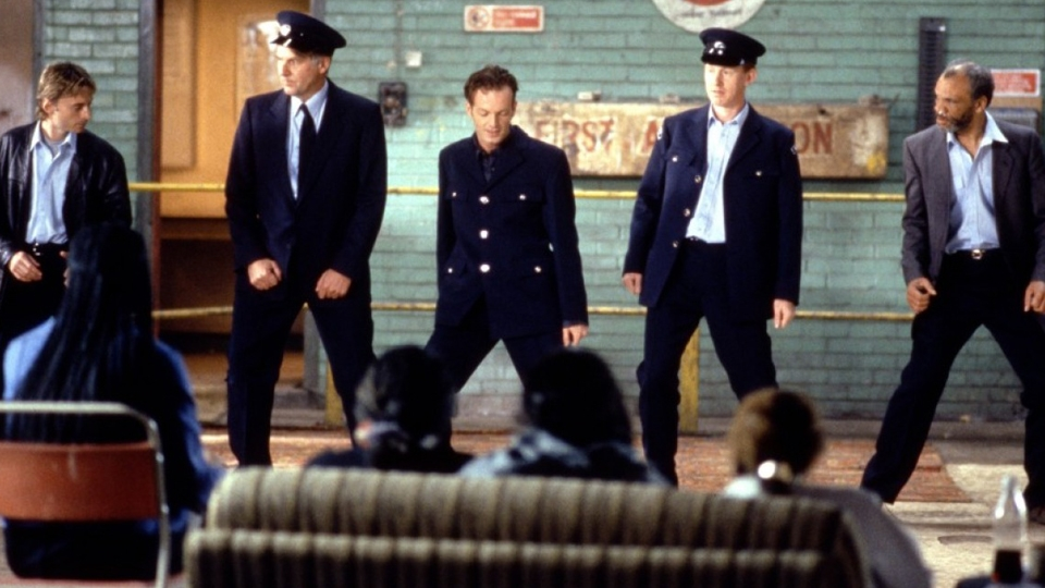 The Full Monty / Le Grand jeu - bande annonce - VO - (1997)