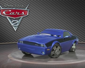 Cars 2 - teaser 12 - VF - (2011)