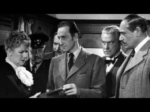 Sherlock Holmes : le train de la mort - Bande annonce 1 - VO - (1946)