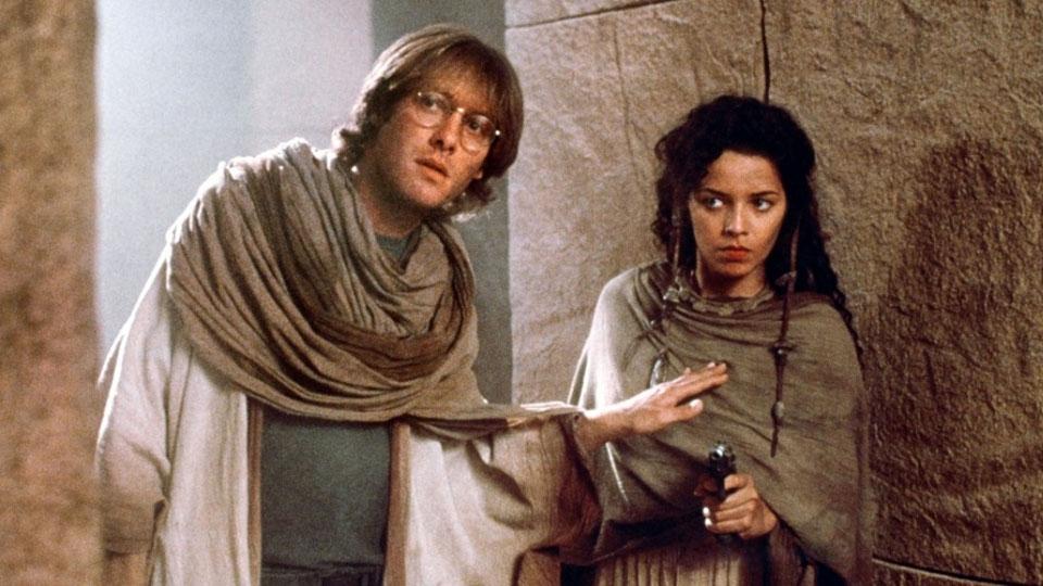 Stargate, la porte des étoiles - bande annonce 2 - VOST - (1995)