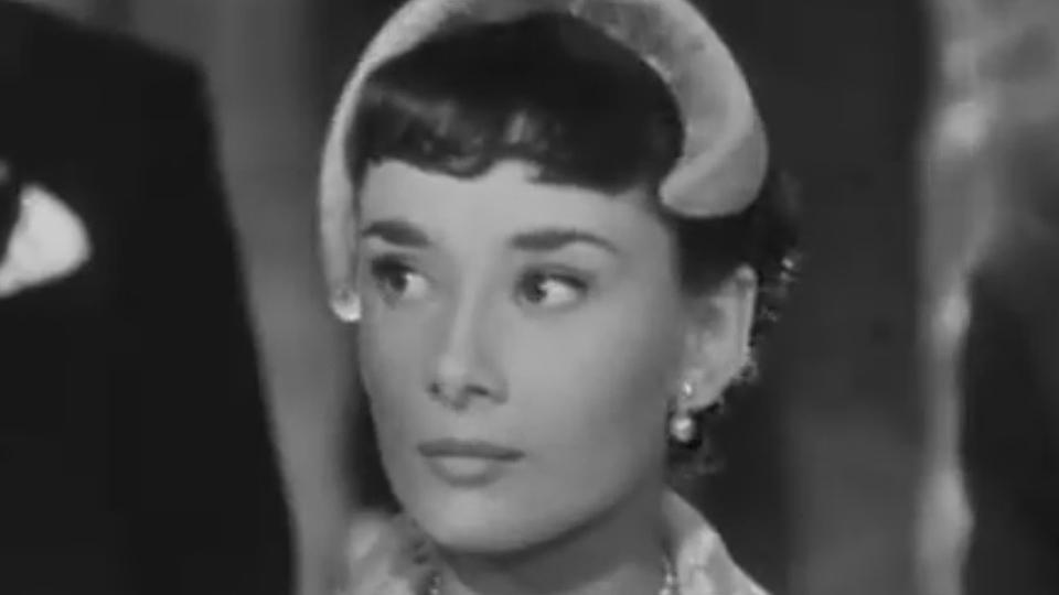 Vacances romaines - bande annonce 2 - VO - (1954)