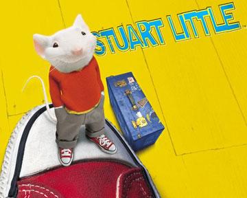 Stuart Little - bande annonce - VO - (2000)