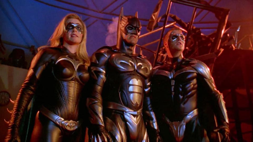 Batman & Robin - bande annonce - VO - (1997)