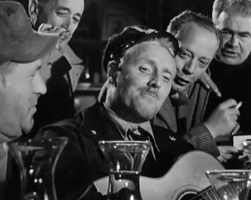 Le Disque rouge - bande annonce - VO - (1956)