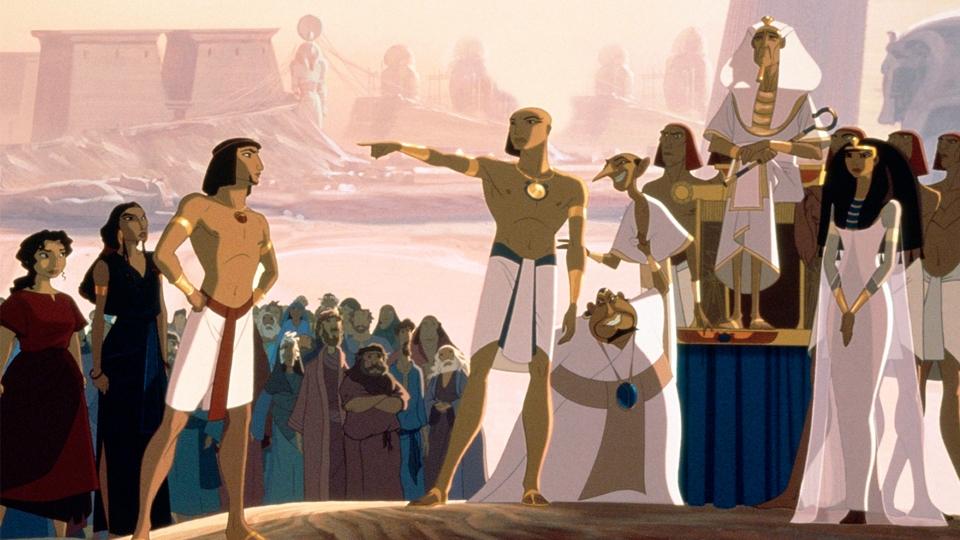 Le Prince d'Egypte - bande annonce - VF - (1998)