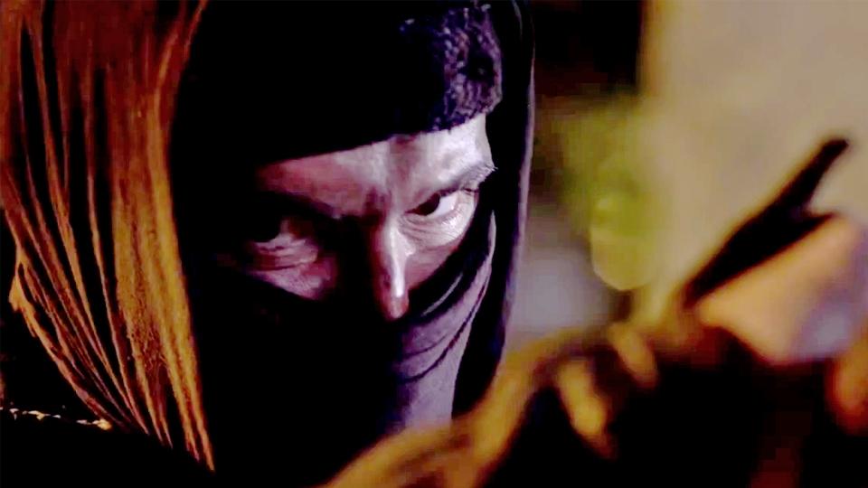 Ninja 2 : Shadow of a Tear - bande annonce - VO - (2013)