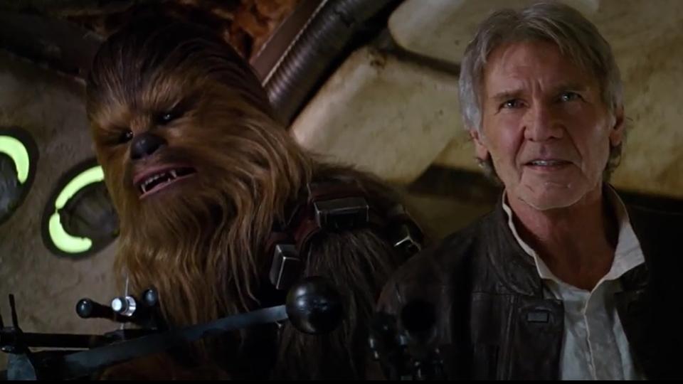 Star Wars - Le Réveil de la Force - bande annonce 4 - VOST - (2015)