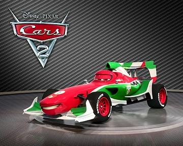 Cars 2 - teaser 9 - VOST - (2011)