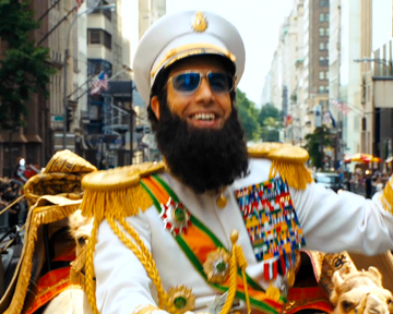 The Dictator - teaser - VOST - (2012)