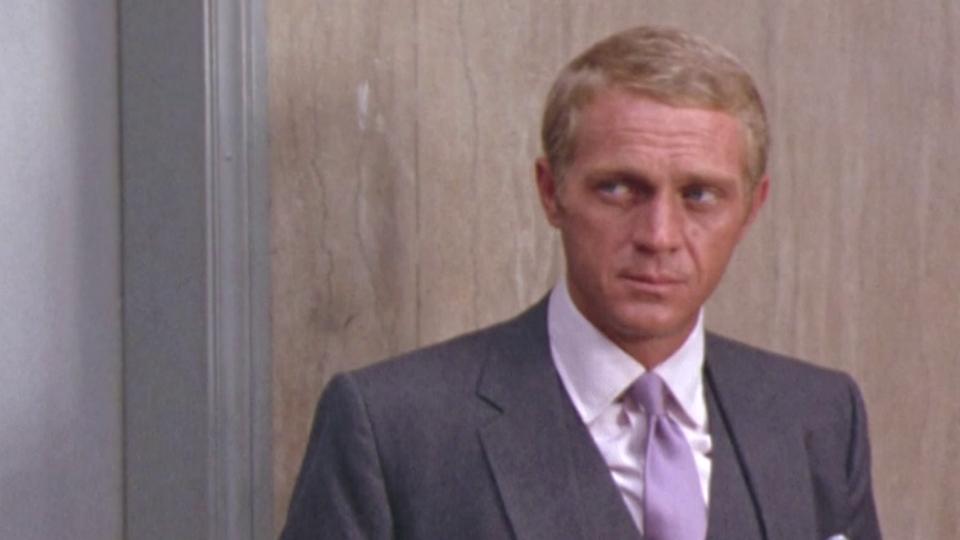 L'Affaire Thomas Crown - bande annonce - VF - (1968)