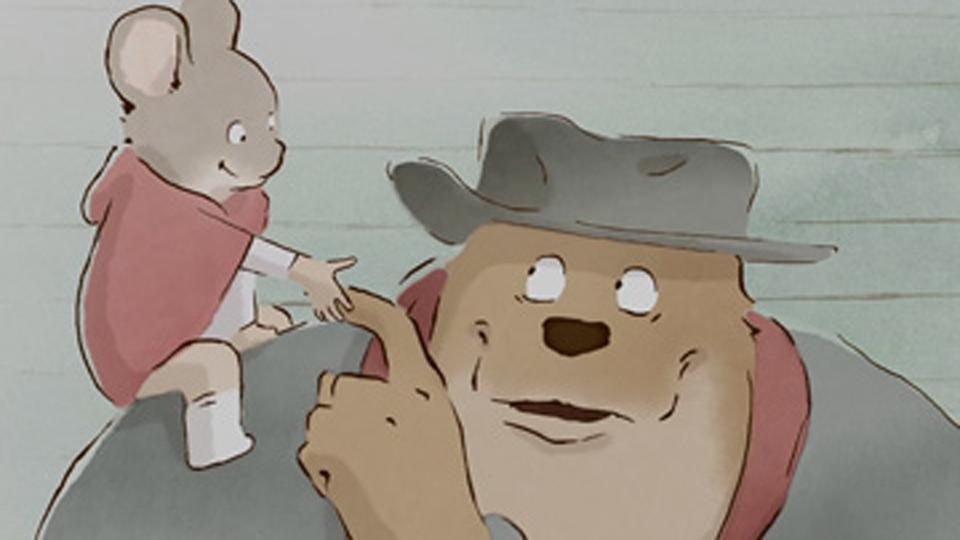 Ernest et Célestine - bande annonce - (2012)