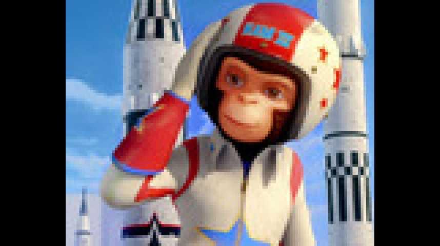 Les Chimpanzés de l'espace 2 - bande annonce - VF - (2010)
