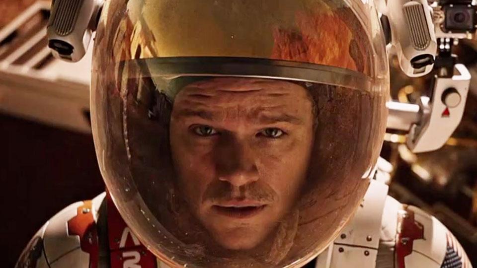 Seul sur Mars - bande annonce 3 - VOST - (2015)