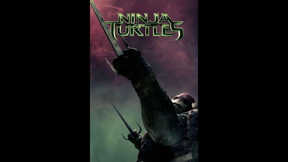 Ninja Turtles - teaser 4 - VF - (2014)