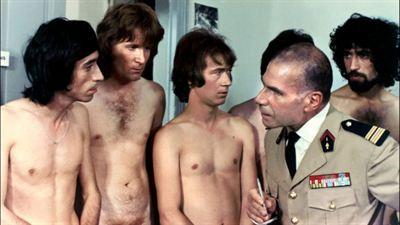 Les Bidasses en folie - bande annonce - (1971)