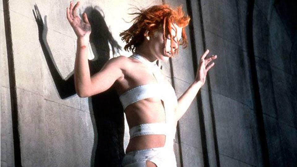 Le Cinquième élément - bande annonce - VO - (1997)