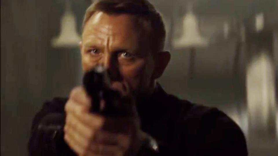 007 Spectre - teaser 7 - VF - (2015)