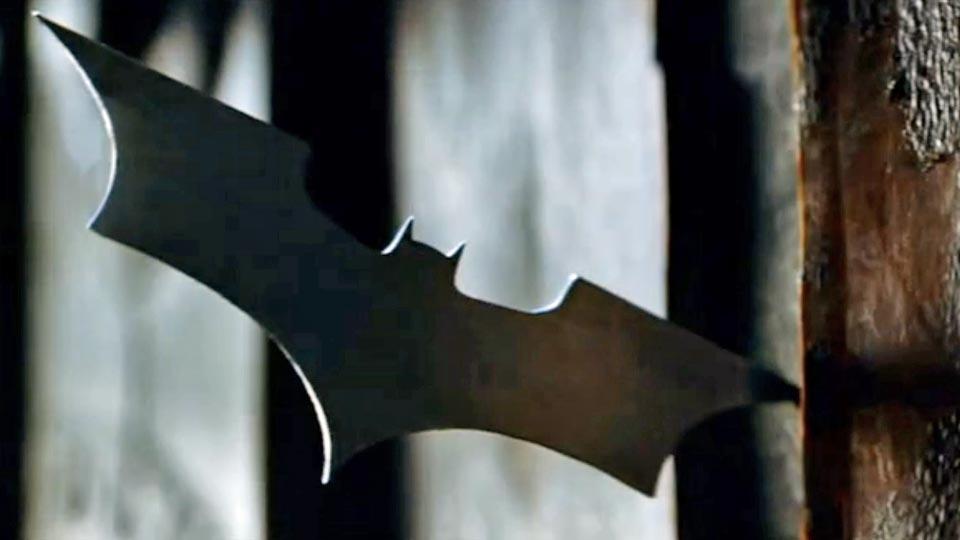 Batman Begins - Bande annonce 8 - VO - (2005)