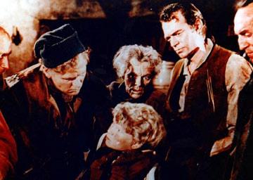 Les Contrebandiers de Moonfleet - bande annonce - (1955)
