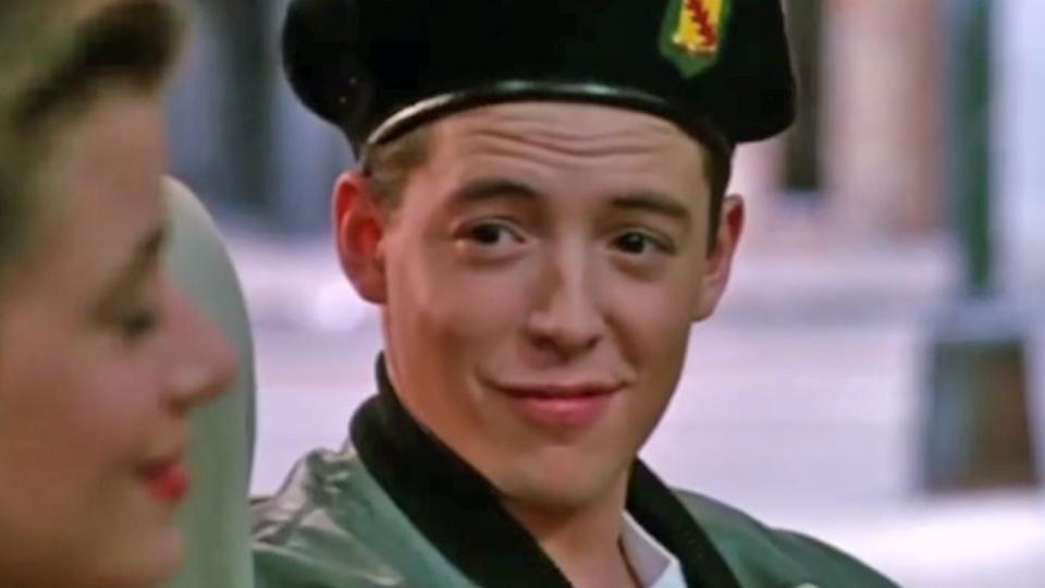 La Folle journée de Ferris Bueller - bande annonce - VO - (1986)
