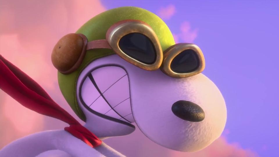 Snoopy et les Peanuts - Le Film - bande annonce - VOST - (2015)