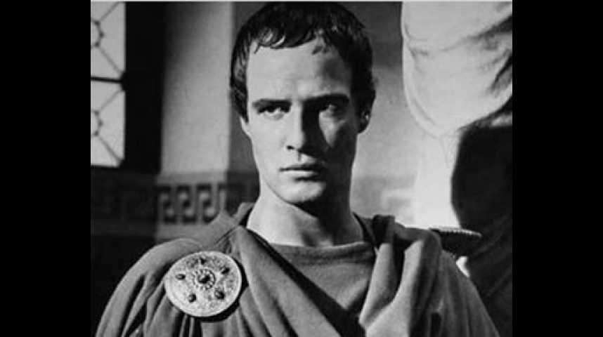 Jules César - bande annonce - VO - (1953)