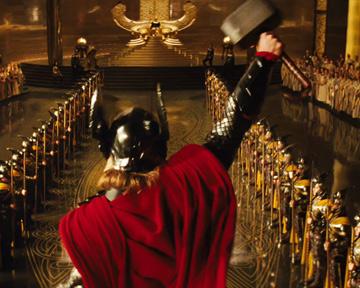 Thor - teaser 3 - VF - (2011)