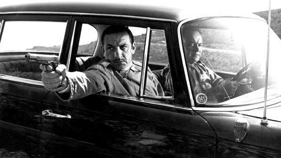 Le Deuxième souffle - bande annonce - (1966)