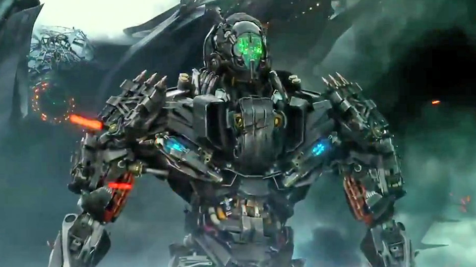Transformers : l'âge de l'extinction - teaser 3 - VO - (2014)