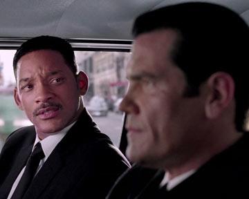 Men In Black III - bande annonce - VOST - (2012)