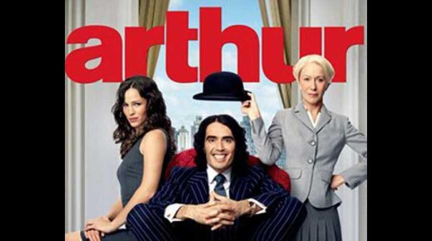 Arthur, un amour de Milliardaire - Bande annonce 1 - VO - (2011)