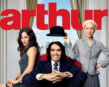 Arthur, un amour de Milliardaire - bande annonce - VO - (2011)