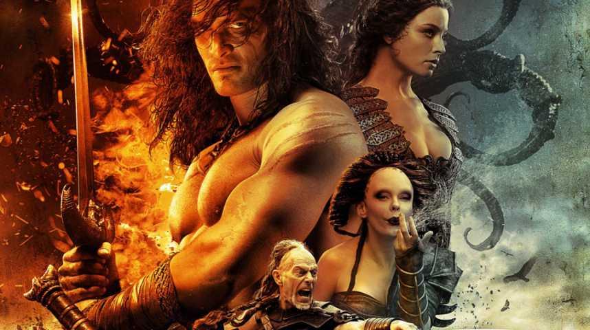 Conan - Bande annonce 8 - VO - (2011)