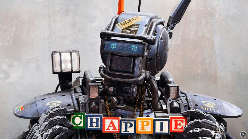 Chappie - bande annonce 4 - VF - (2015)
