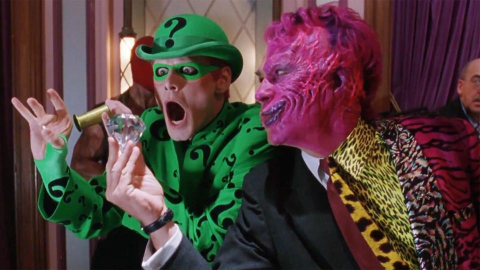 Batman Forever - bande annonce - VO - (1995)
