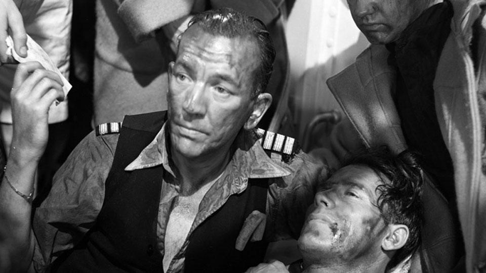 Ceux qui servent en mer - bande annonce - VO - (1944)