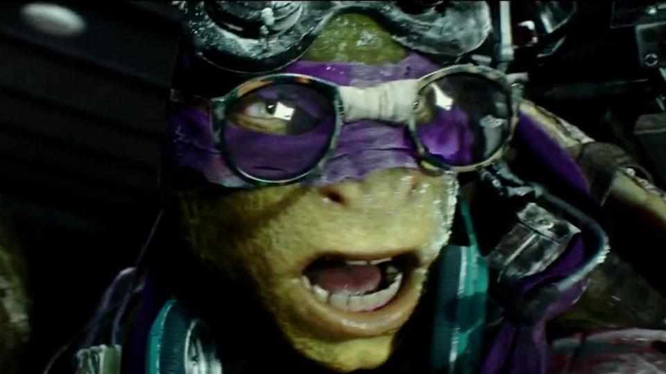 Ninja Turtles - bande annonce 4 - VOST - (2014)