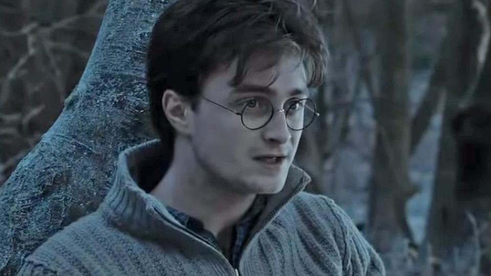Harry Potter et les reliques de la mort - partie 1 - bande annonce - VOST - (2010)
