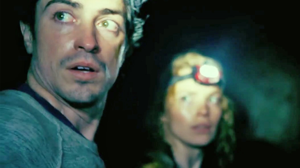Catacombes - bande annonce - VF - (2014)