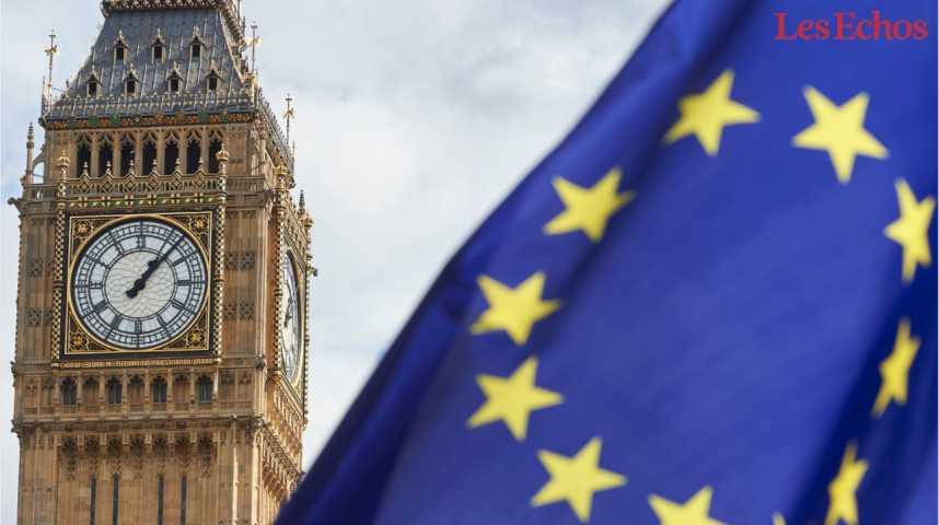 Illustration pour la vidéo Brexit : le Parlement met fin à la suprématie du droit européen