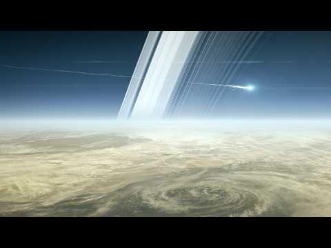 Un grand plongeon sur Saturne : Cassini termine en apothéose sa mission