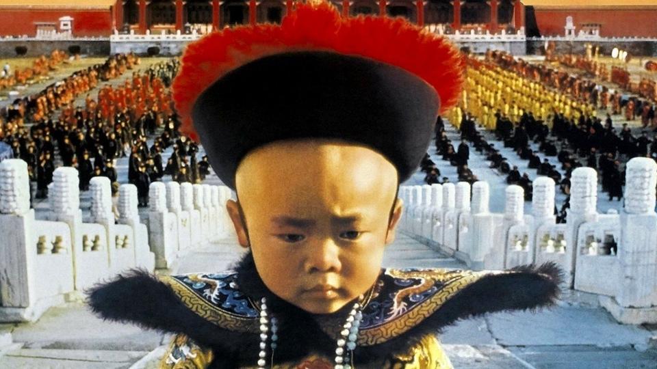 Le Dernier empereur - bande annonce - VOST - (1987)