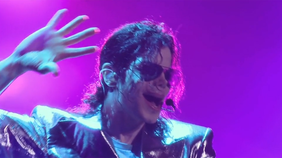 Michael Jackson's This Is It - bande annonce - VOST - (2009)