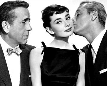 Sabrina - bande annonce - VO - (1955)