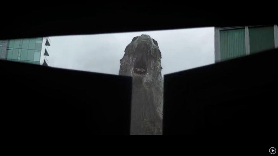 Godzilla - bande annonce 4 - VF - (2014)